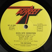 Zappa, Frank: Over-Nite Sensation