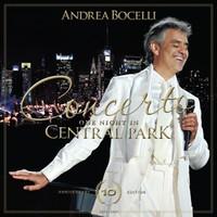 Bocelli, Andrea: Concerto: One Night In Central Park