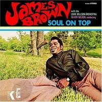 Brown, James: Soul On Top