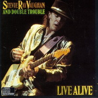 Vaughan, Stevie Ray: Live alive