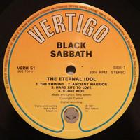 Black Sabbath : Eternal Idol