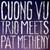 Metheny, Pat / Vu, Cuong : Cuong Vu Trio Meets Pat Metheny - CD