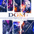 DGM : Passing stages - live in Milan and Atlanta - 2CD + DVD