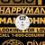 """Jungle : Happy man / house in la - 12"""""""