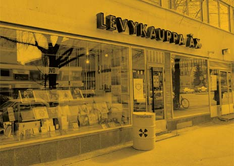 Oulun kauppa